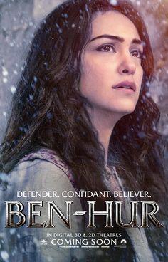 Cinema – Novos Posters Individuais de Ben-Hur