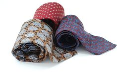 FATHERS Day Gift From Son Vintage SILK Neckties by TheNewtonLabel, $15.00