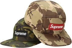 03ca5fbd231 Supreme - Spring 2009 Collection - Caps