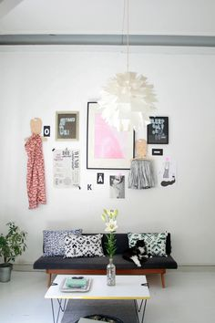 Saara's Bright & Quirky Helsinki Loft
