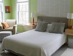 Susan's Spring Leaves Bedroom  My Bedroom Retreat Contest