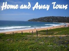 Palm Beach on Sydney's northern beaches, home of the fictitious Summer Bay.