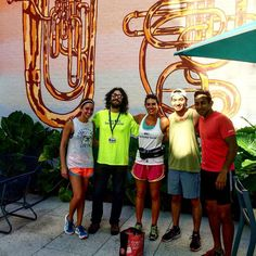 Hangovers didn't stop this group from kicking ass this morning! Traveling from Virginia and Boston this group knows how to #travelfit! #getsweaty #getsocial #getactive #running #travel #neworleans #nola #frenchquarter #nolaeverydamnday #theresnoplacelikenola #thesweatsocial by thesweatsocial