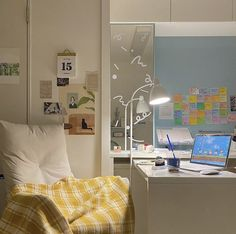 Room Design Bedroom, Room Ideas Bedroom, Bedroom Decor, Study Room Decor, Cute Room Decor, Pastel Room, Minimalist Room, Pretty Room, Aesthetic Room Decor