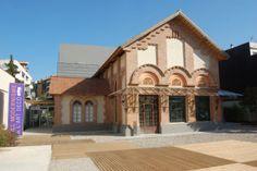 Museu d'Art de Cerdanyola Façana principal (foto: Orlando Barrial)