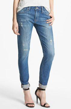 'Nikki' Relaxed Skinny Jeans
