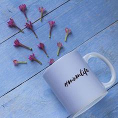 Breakslow - #momlife bögre I Shop, Mugs, Tableware, Dinnerware, Tumblers, Tablewares, Mug, Dishes, Place Settings
