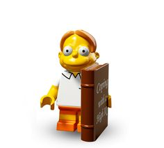 Lego SIMPSONS SERIE 2 : Martin Prince