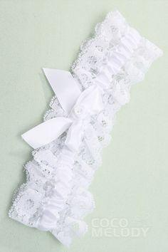 Wedding Garter #cocomelody
