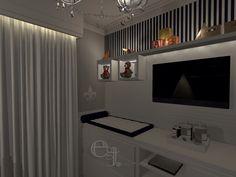 Projeto quarto baby luzes