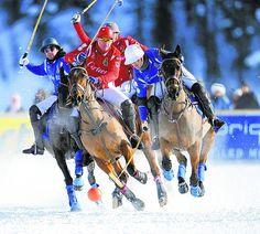 St. Moritz Polo World Cup on Snow
