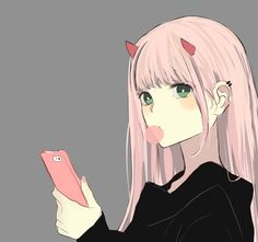 darling in the franxx Manga Girl, Manga Anime, Anime Art, Anime Shop, Desu Desu, Cute Anime Character, Zero Two, Best Waifu, Darling In The Franxx