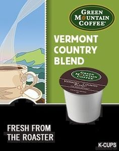 Green Mountain Vermont Country Blend 96 K-Cups for Keurig Brewers *** Remarkable product available now. : K Cups