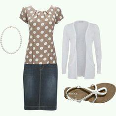 Style für Sommer zum ausgehen