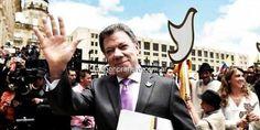Premio Nobel de la Paz para Juan Manuel Santos - http://www.imagenprimero.com.ar/premio-nobel-de-la-paz-para-juan-manuel-santos/