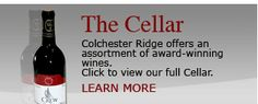 Colchester Ridge Estate Winery - Wine, Windsor & Essex, Harrow, Grapes