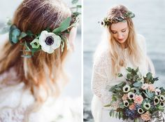 Nordic beach // Nordiske Bryllup / Nordic Weddings, Foto: Eline Jacobine