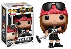 Pop! Rocks: Guns N Roses - Axl Rose