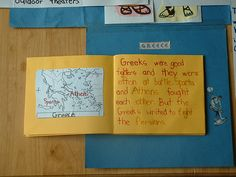 Greece Lapbook soldier page 2 | Jimmie | Flickr