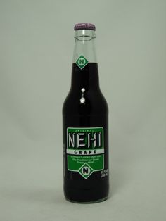 Nehi Grape Soda - my mom would drink this every once and a while as a treat.