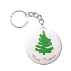 Merry Christmas. Greeting. Keychain - christmas keychains family merry xmas personalize gift idea