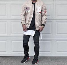 ae42c928f408c adidas nmd outfit · Streetwear Fashion