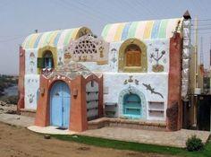Anakato Nubian Houses Aswan