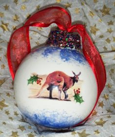 Image result for vintage masters on silk christmas balls