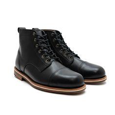 Muller Black Blucher Boot