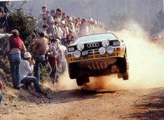 Rally Audi