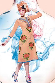 Orange Georgette Kurti Conception No. DMV12800 Prix- 35.00 Andaaz Fashion presente le nouveau concepteur de larrivee d Orange Georgette Kurti. Agrementee de Resham brode. Cette conception est parfaite pour le Festival, Casual. @http://www.andaazfashion.fr/orange-georgette-kurti-dmv12800.html