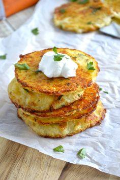 Mashed Potato Cakes - Fashionable Foods