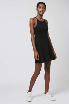 PETITE Strappy Back Tunic - New In This Week - New In - Topshop USA
