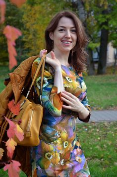 Мои осенние образы. Alexandra Kutikina
