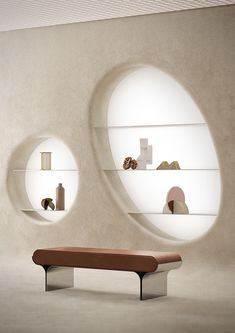 In collaboration with the taleted Studiopepe, Terzo Piano realized images for Wunderkammer. A poetic box in which architecture and design are protagonist Trunk Furniture, Furniture Design, Retail Interior, Shop Interiors, Commercial Interiors, Retail Design, Interiores Design, Store Design, Wall Design