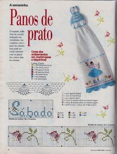 Thread Crochet, Crochet Lace, Crochet Borders, Lace Border, Needlepoint, Cross Stitch, Bullet Journal, Embroidery, Knitting