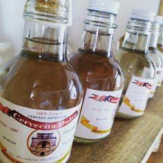 Cervecita dulce a base de la fermentación del jengibre, @casanaranjasc #consumeartesanal #hechoenchiapas #sancristobalchis