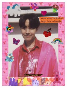 Jhope, Taehyung, Hoseok Bts, Bts Jin, Blackpink Icons, Cute Icons, V Wings, Journal Aesthetic, Fanarts Anime