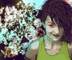 LIZ (SEASON ONE) by Jesús Villamizar, via Behance