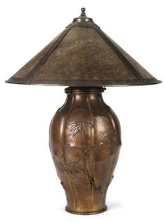 early+american+style+fabric+lamp+shades | Table lamp, ca