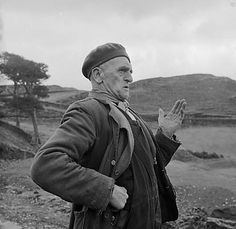 Poet from Bwlch Nant yr Haiarn 1965