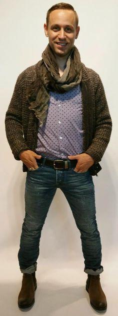 Hülle - Der Pullover bekommt Konkurrenz von hülligen Strickjacken. Ready-to-wear, unkompliziert und einfach zum Drüberwerfen.
