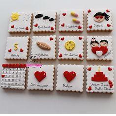 Sevgili Kurabiyeleri / Aşk Hikayeleri Love Cookie