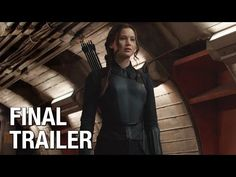 "The Hunger Games - Mockingjay part 1 final trailer ""Burn"" <- OH MY GOSH THIS MOVIE IS GOING TO BE INTENSE"