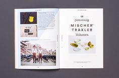 Printing Friends Magazine No 8 – Food on Behance