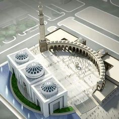 Religious Architecture in cultural heritage makes up unique position, because it is good that is available in pharmacies worldwide regarded as one of the biggest molecules within ethnic. Mosque Architecture, Plans Architecture, Religious Architecture, Concept Architecture, Futuristic Architecture, Amazing Architecture, Architecture Details, Historical Architecture, Beautiful Mosques