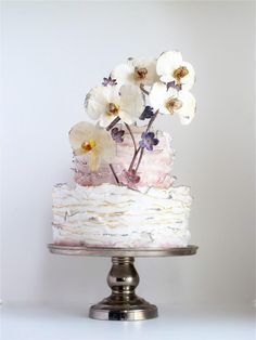 10 Unexpectedly Gorgeous Maggie Austin #Wedding Cakes to Inspire Creativity