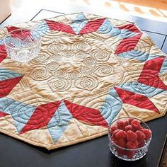 Working with Silk - tips and project | May/June 2011 | McCall's Quilting