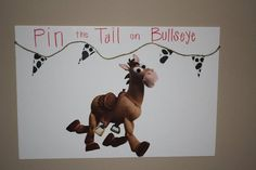 Cowboy/Cowgirl, Toy Story, Woody and Jessie Birthday Party Ideas | Photo 4 of 31 | Catch My Party