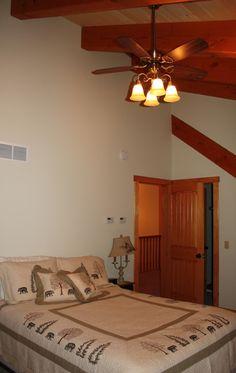 #timberframe #bedroom